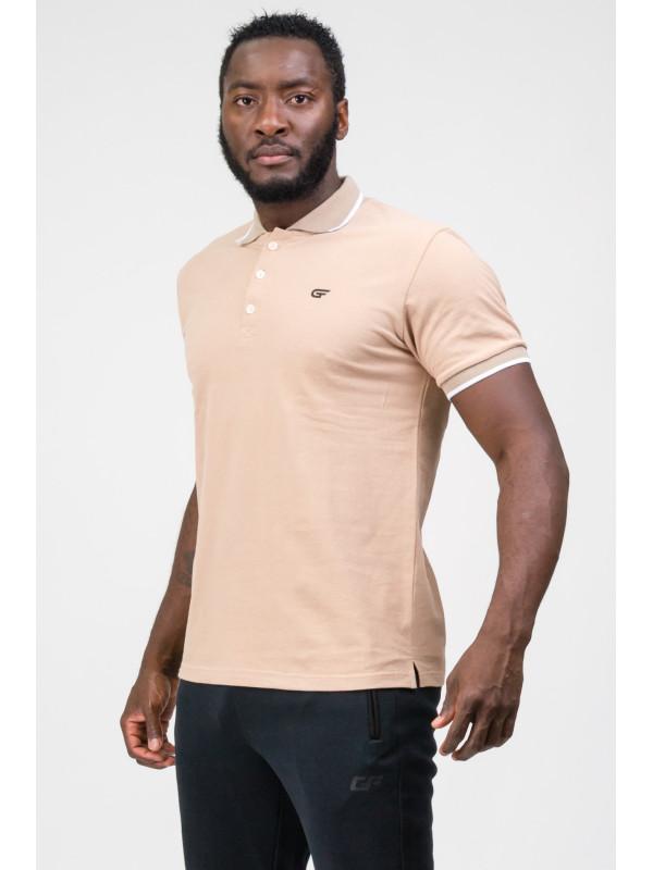 Мужская футболка-поло Go Fitness