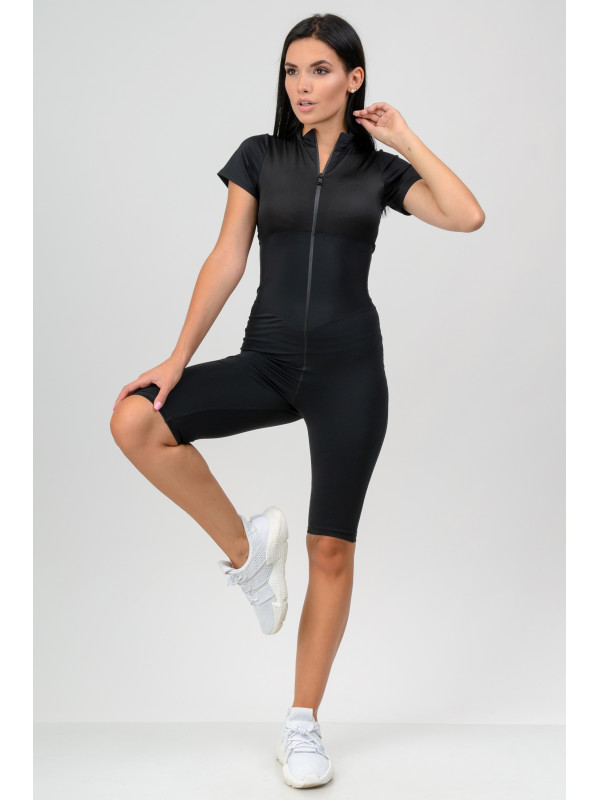 Комбинезон спортивный женский Go Fitness