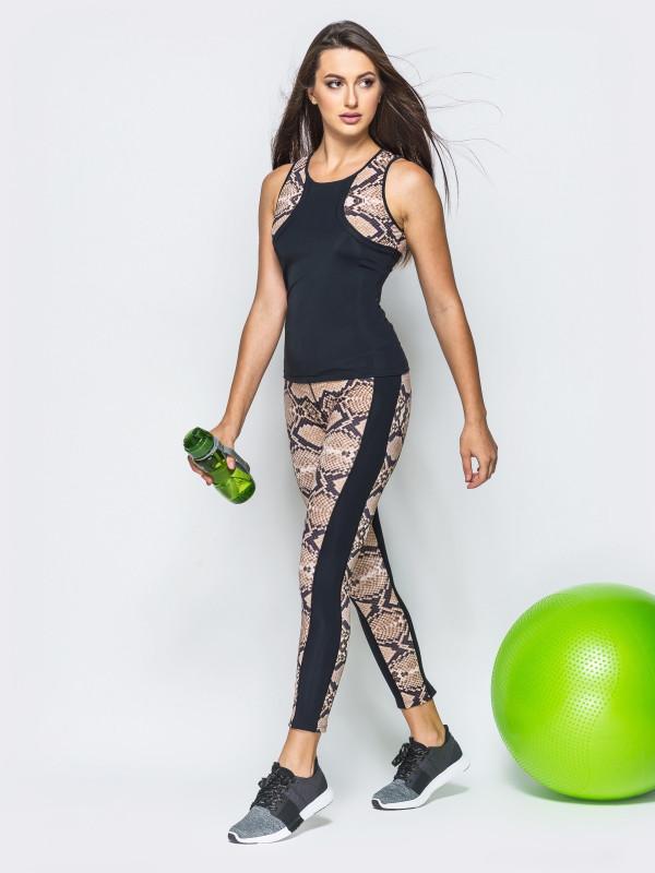Костюм для фитнесса Go Fitness